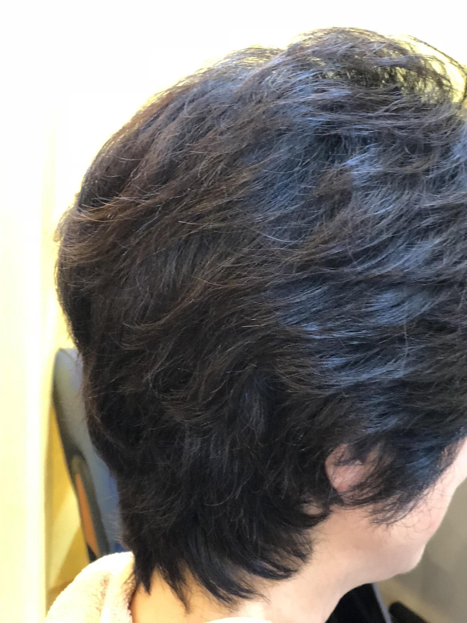 くせ毛を扱いやすくしないと・・・・