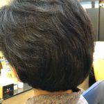 くせ毛でも楽なスタイルにキュビズムカットはなります。