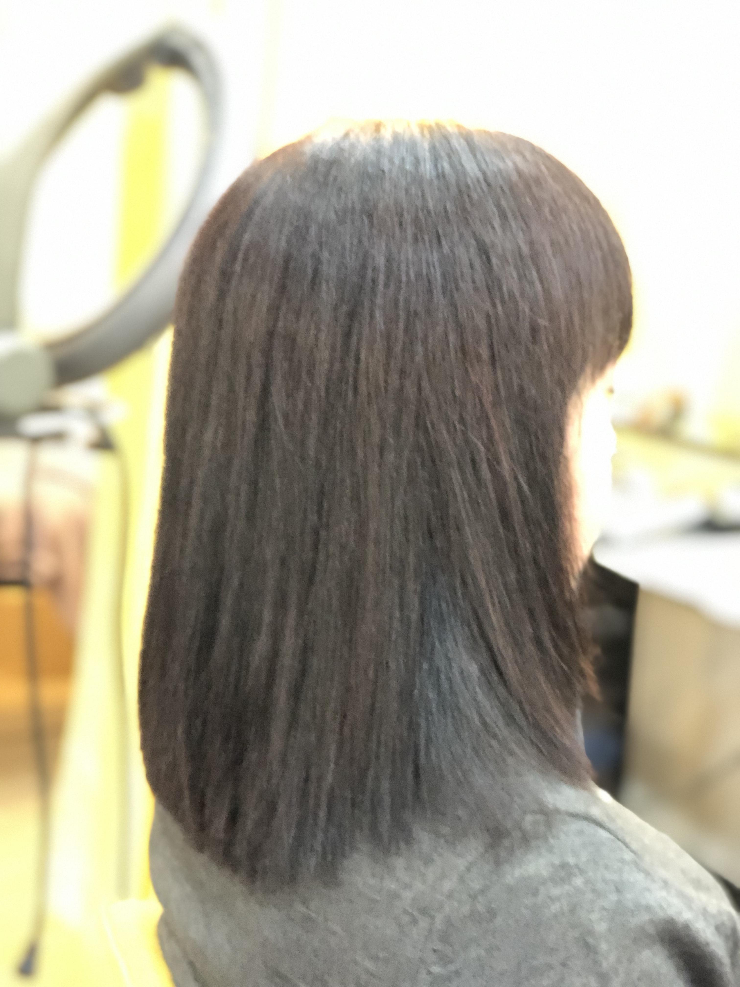 今はHQヘナ&インディゴで髪の毛改善中