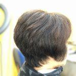 縮毛矯正を辞めてキュビズムカット&HQヘナでくせ毛も収まる