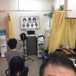 毎月第2火曜日は千葉キュビズムカット講習です。