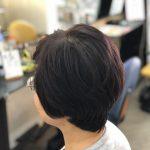 他の美容師さんに『最近くせ毛が伸びてきた感じ?』と言われた。