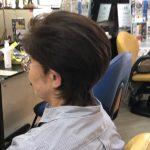 くせ毛でも簡単で楽なスタイル
