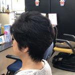 くせ毛の方の楽なスタイル