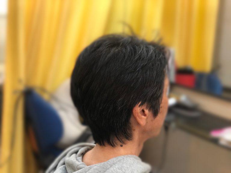 男性のくせ毛の方でも簡単になります。