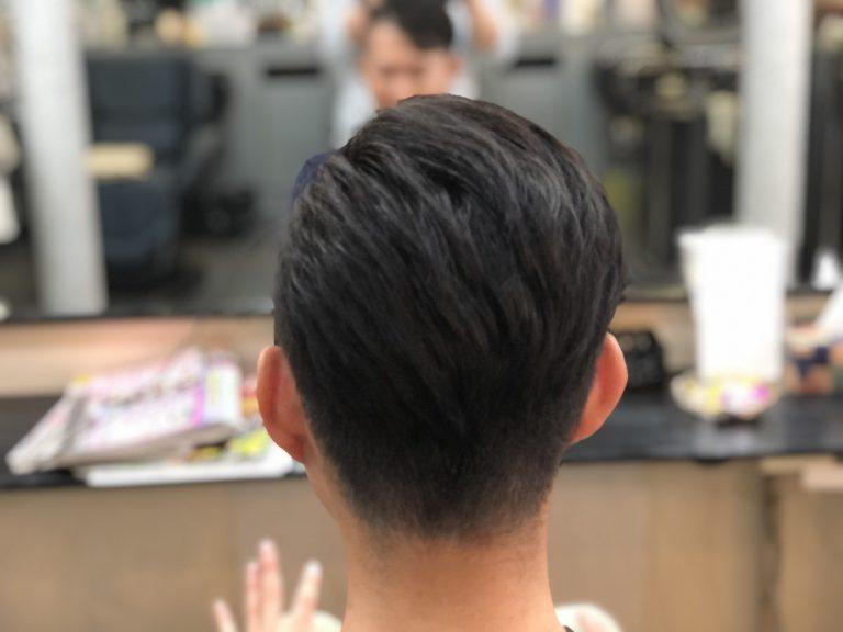 男性のくせ毛も大丈夫です😊