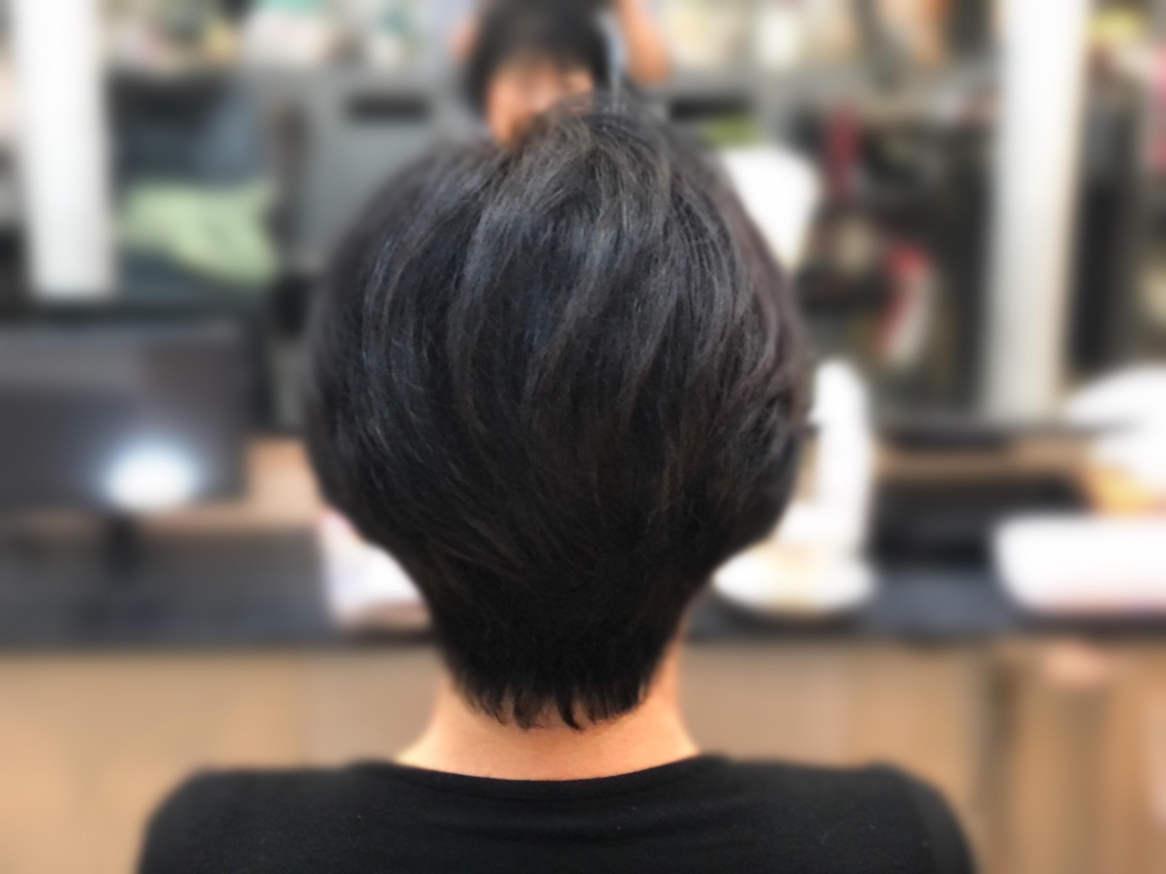 くせ毛でもスタイルに変化は出せます🤗
